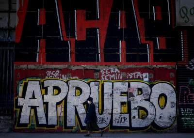 Un solo pueblo: Chile no te duermas nunca más por Michelle Partarrieu