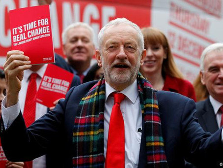 Introducción al Programa del Partido Laborista, por Jeremy Corbyn