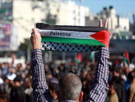 Declaración por Palestina