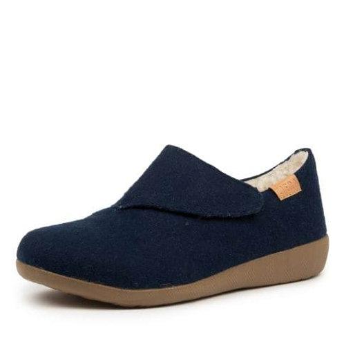 FLISS XW Navy Slippers