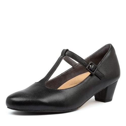 VENUS XF Black Leather
