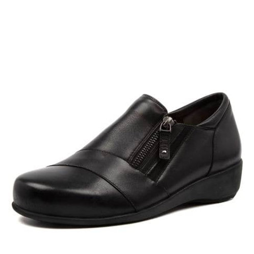 SAGE XF Black Leather
