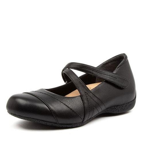 XRAY W Black Leather