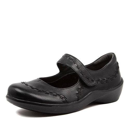 GUMMIBEAR W Black Leather