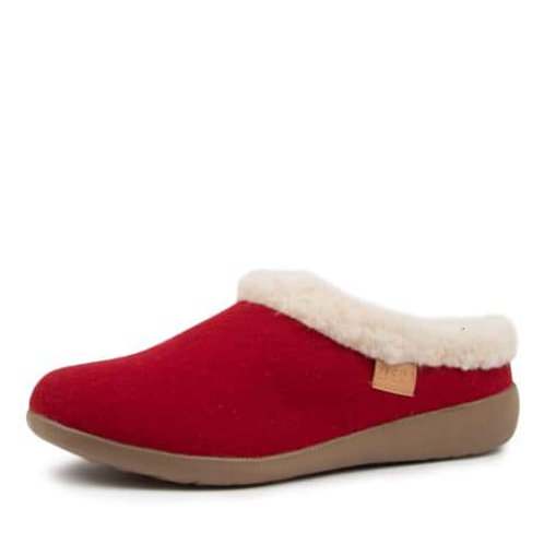 FIFI XW Red Slippers