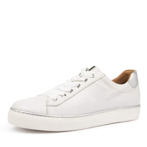 PENNY XF Optic White Leather