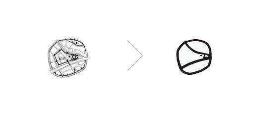 логотип орел 450 лет