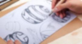 логотип эскиз