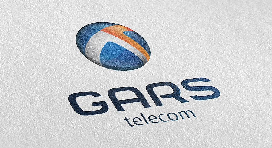 логотип gars telecom