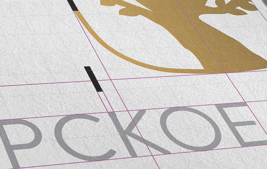 построение логотипа