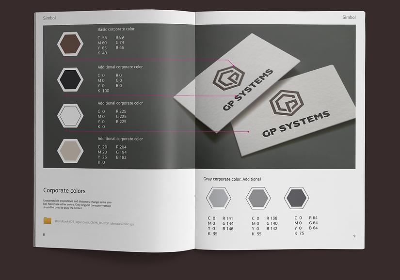 GP brandbook