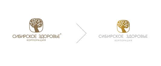 сибирское здоровье логотип