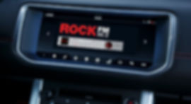 логотип радио Rockfm