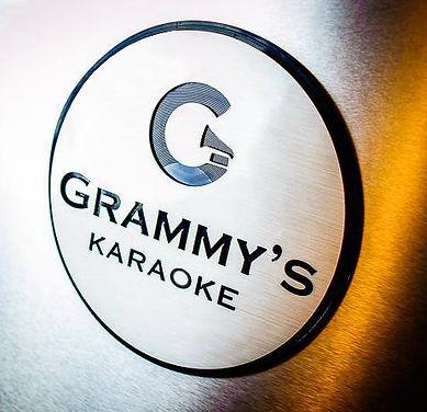 Grammy's karaoke logotype