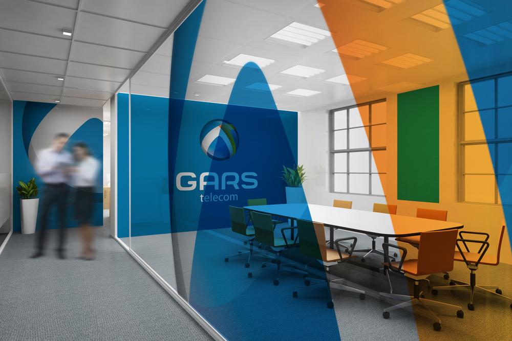 Логотип Gars
