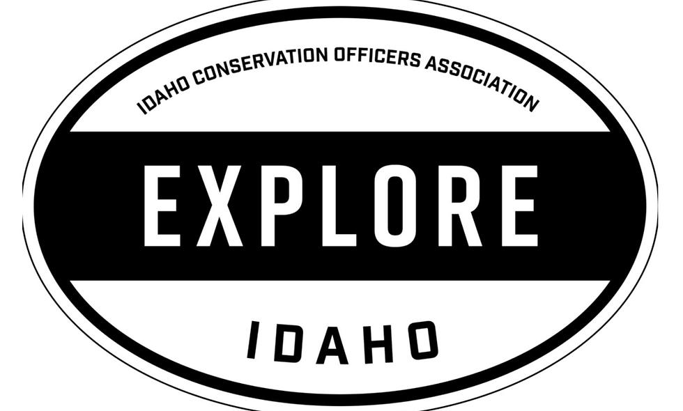 Explore Idaho Sticker