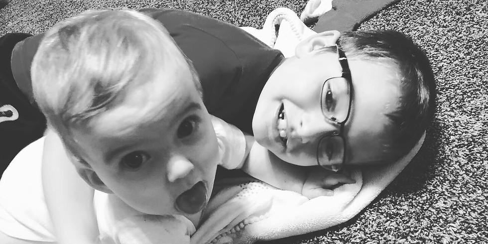 Silas and Lilah's Baby Dedication