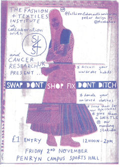 SWAP DONT SHOP FIX DONT DITCH