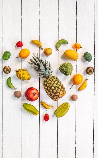 Exotic Fruit Box