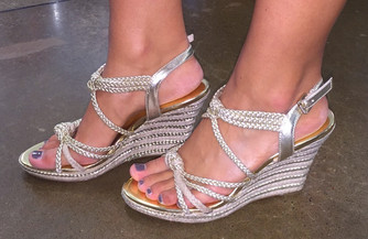 #ThriftyThursday: These shoes were made for walking.