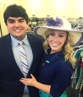 Brims, bourbon, and beautiful horses: Goodwill's style guide for the racing season