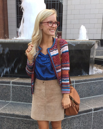 #ThriftyThursday: Suede is this fall's style staple