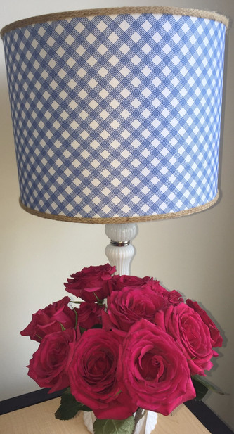 "Affordable ""Southern Living"" design: all things gingham and burlap"
