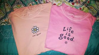 "#ThriftyThursday: ""Life is good"""