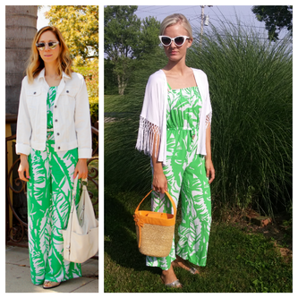 #ThriftyThursday: Lilly's arrival