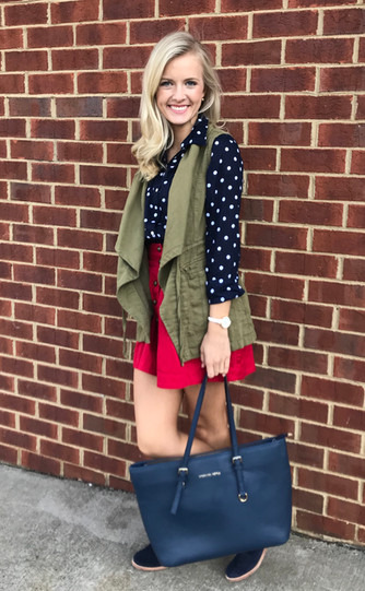 #TrendyTuesday: Pastels and polka dots endorsed by TODAY