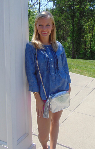#ThriftyThursday: Trendsetting with a tassel