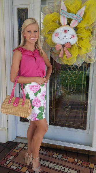Hop into Easter's fashion