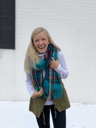 #ThriftyThursday: How to style a winter's wardrobe