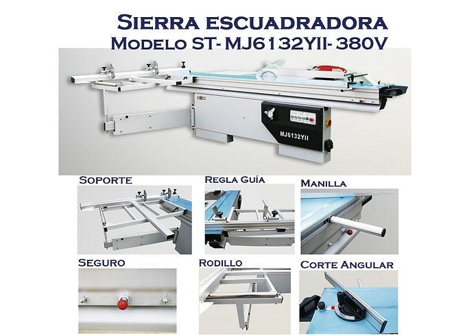 Sierra escuadradora MJ6132YII 220v.jpg
