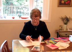 Mailing Birthday Cards