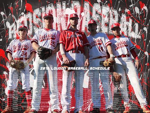 Loudon Baseball 2018