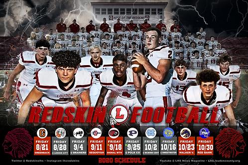 Loudon Football Poster #4