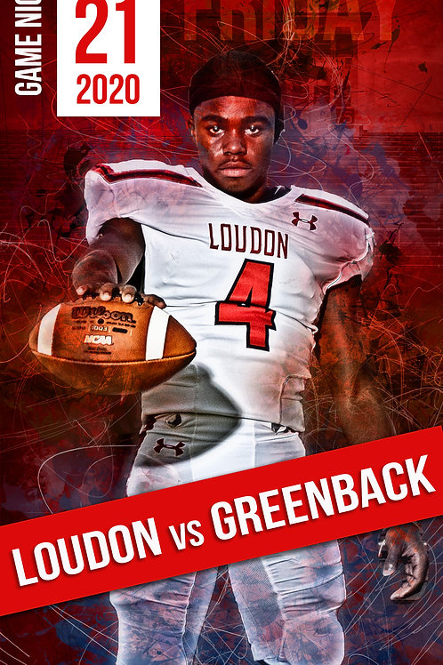 Loudon Game Day #1