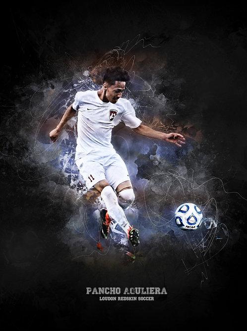 Soccer Photo Canvas