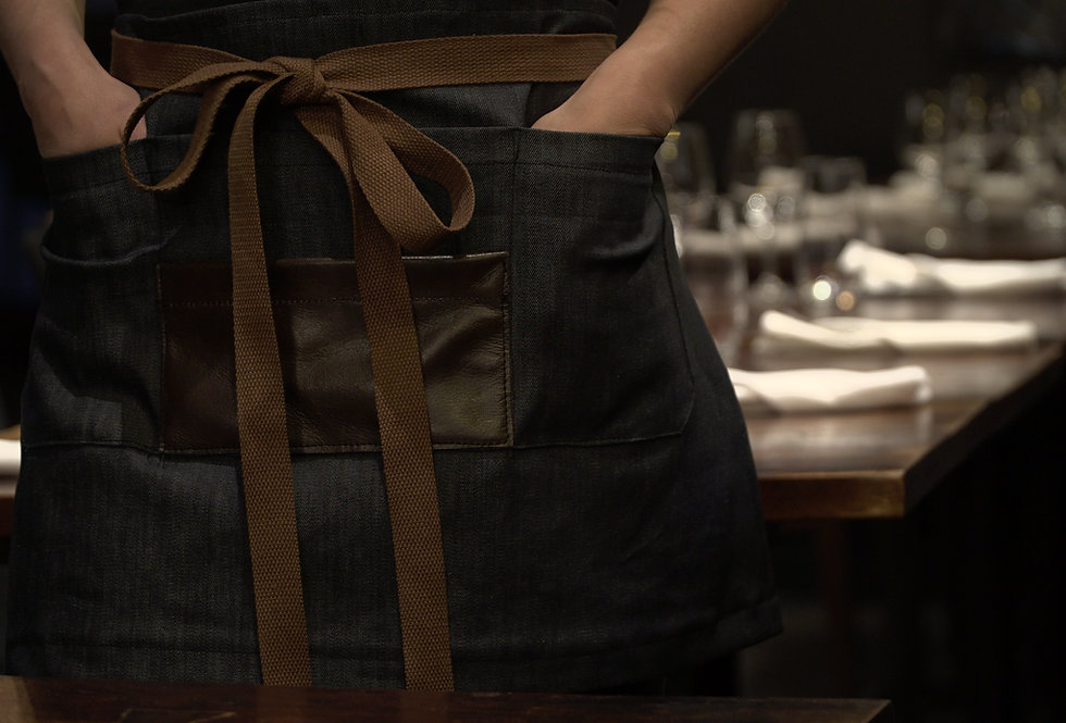 Demi tablier BANDIT Half apron