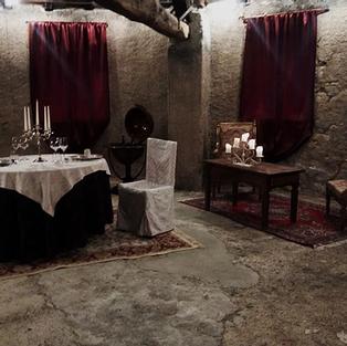Cena Romantica in Torre