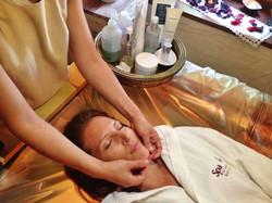 trattamento viso - borgo casale spa