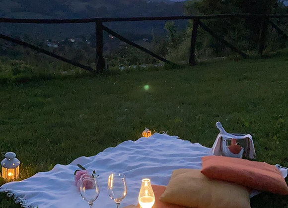 Aperitivo CountryChic per due