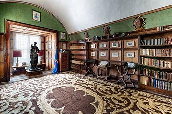 Castello di Compiano - Biblioteca.jpg