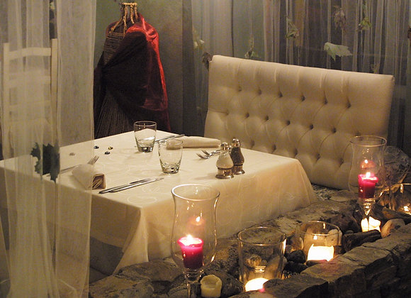 Exclusive Romantic Dinner Experience