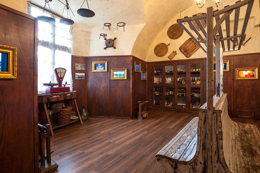 Museo enogastronomico Castello di Compia