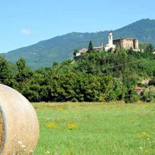 Passeggiata tra natura arte e gusto - dal fiume Taro al Castello di Compiano