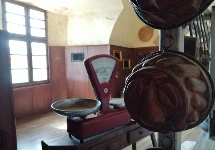 Museo Enogastronomico - Castello di Comp