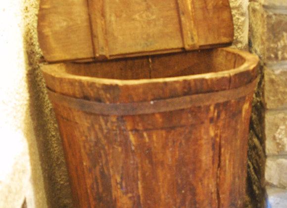 Baule porta legna