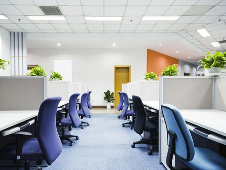 A CLEAN WORK SPACE IS IMPORTANT, FOR YOUR HEALTH AND YOUR PROFESSIONAL IMAGE.